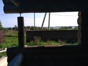 Дом новый бревенчатый на участке 15 соток, Продажа домов и коттеджей Настасьино, Сычевский район, ID объекта - 502932315 - Фото 15