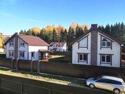 """Продаётся новый дом 157 кв.м в кп """"Благовещенское-Парк"""" - 35 км. от. - Фото 1"""