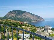 Продается квартира с панорамным видом на море и Медведь Гору