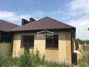 Продается дом под чистовую отделку , Ростовское море