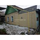 Продажа дома по адресу г. Хабаровск, ул. Даурская, 2
