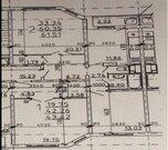 Продается 2-комнатная квартира 61.51 кв.м. этаж 7/17 ул. Хрустальная, Купить квартиру в Калуге по недорогой цене, ID объекта - 317741544 - Фото 1