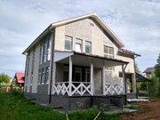 Каменный дом в окружении лесного массива в 2 км от Московской области - Фото 2