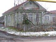 Продается деревянный дом в Большемурашкинском районе, Продажа домов и коттеджей в Нижнем Новгороде, ID объекта - 502138327 - Фото 1