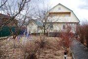 Брусовой дом в Егорьевском районе в д.Юрьево - Фото 1