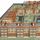 Продается 1 комнатная квартира в поселке Кузнечиха площадью 32,25 кв.м .