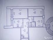 3-к квартира, 63.5 м, 6/12 эт.