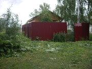 Дом у реки и леса в деревне Коровино Калужской области - Фото 4
