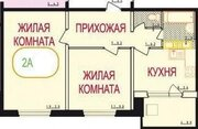 2 к.кв. г. Подольск, ул. Академическая, д.8, Купить квартиру в Подольске по недорогой цене, ID объекта - 318183348 - Фото 14