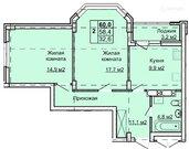 Продажа квартиры, Нижний Новгород, м. Горьковская, Академика Сахарова - Фото 2