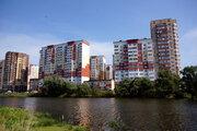 Квартира у пруда в Подмосковье, Купить квартиру по аукциону ВНИИССОК, Одинцовский район по недорогой цене, ID объекта - 321829564 - Фото 49