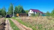 """10 соток в обжитом СНТ""""Любава"""", возле п.Заокский и ж/д ст.Тарусская! - Фото 1"""