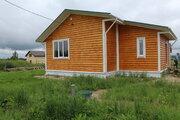 Дом в коттеджном поселке Ле Вилль, 50 кв.м, земля 11 соток
