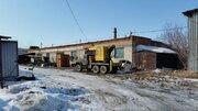 Продажа 6528 кв.м, г. Хабаровск, ул. Сидоренко