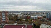 Продам 3-х 69 кв.м. с видом на Ангару и город.