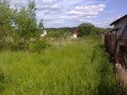 Участок 9,5 соток в д.Гришенки Чеховского района - Фото 1