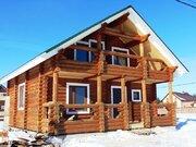 Новый дом в дер.Дворищи - 63 км Щелковское шоссе