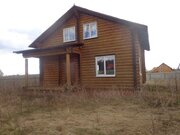Жилой дом пл. 140 м в д. Барабаново Каширского р-на Московской обл.