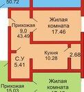 """1-к квартира с черновым ремонтом """"Оренбуржье"""" - Фото 3"""