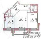 Продажа квартиры, Новосибирск, Ул. Сухарная, Купить квартиру в Новосибирске по недорогой цене, ID объекта - 315202328 - Фото 21