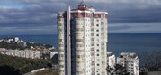 Квартира у моря в Кореизе, новый дом, 80м2
