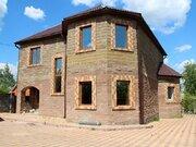 Два загородных дома в современном стиле.Основной дом 215 кв.м, . - Фото 1