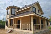 Новый дом по Киевскому шоссе близ Деденево - Фото 5