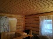 Новый бревенчатый дом 80 м2 с баней 30 м2 в тихой деревушке - Фото 5
