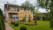 Новорязанское ш. 35 км от МКАД, Литвиново, Коттедж 300 кв. м - Фото 1