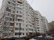 2 комнатная квартира в Домодедово. ул. Подольский проезд, д.14