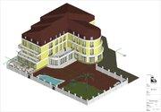 Абхазия. Сухум. Новый 4-х этажный современный гостиничный комплекс., Готовый бизнес Сухум, Абхазия, ID объекта - 100044072 - Фото 7
