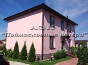 Егорьевское ш. 33 км от МКАД, Поповка, Коттедж 160 кв. м - Фото 1