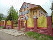 Бетонный Дом с удобствами в поселке Заокский - Фото 2