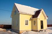 Новый жилой дом в деревне Аленино 65 км от МКАД