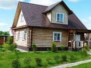 Жилой дом, бревенчатый, ПМЖ, ЛПХ, участок 10 сот - Фото 2