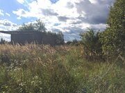 Участок 12 соток в деревне Бурцево.