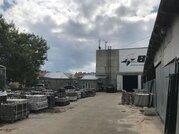 Продажа производственных помещений в Тамбове