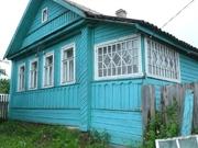 Продаётся дом с удобствами в пгт Крестцы Новгородской области - Фото 1