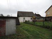 Деревенский дом с огромным участком земли в 25 км от МКАД