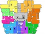 Продажа двухкомнатной квартиры на улице Дейнеки, 1 в Курске, Купить квартиру в Курске по недорогой цене, ID объекта - 320007111 - Фото 2