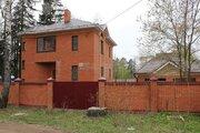 Дом 270 кв.м, Участок 16 сот. , Щелковское ш, 19 км. от МКАД.