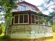 Загородный теплый дом