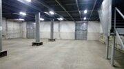 Теплый склад в 1км от МКАД по Щелковскому шоссе, Аренда склада в Балашихе, ID объекта - 900258155 - Фото 7
