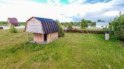 Дом 52м2 на земельном участке 10 соток, ИЖС в д. Камельгино