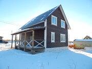 Лот 283 Двухэтажный дом из бруса, общей площадью 126 кв.м, - Фото 3
