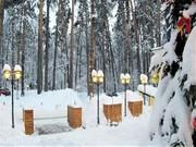 Квартира с панорамными окнами и видом на лес Рублевское шоссе, Купить квартиру в новостройке от застройщика Усово, Одинцовский район, ID объекта - 325145417 - Фото 12