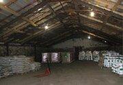 Под склад, ангарного типа, неотапл, выс.: от 3-6 м, пол бетон, с отд. - Фото 3