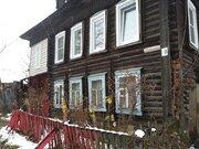 Продается часть дома (квартира) в г.Кимры по ул.Радищева 63