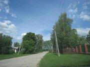 Продам участок в Агламазово