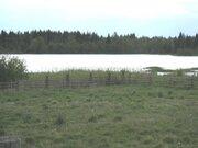 Участок 20соток у воды, Валдайский р-н, д.Красилово, Новгородская обл. - Фото 1
